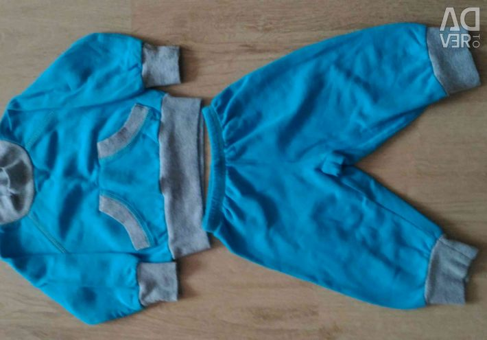 Things package for a boy 68-74 size