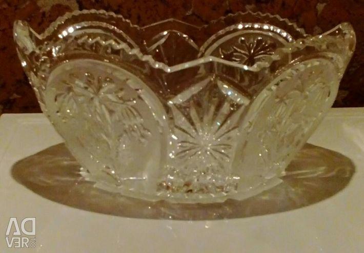 Crystal Vase New