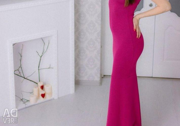 Плаття в підлогу
