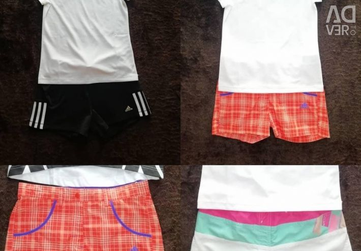 New clothes adidas