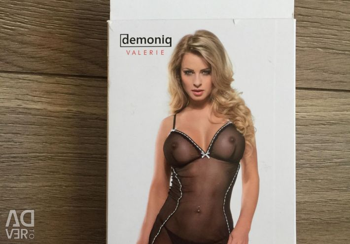New negligee kit with panties