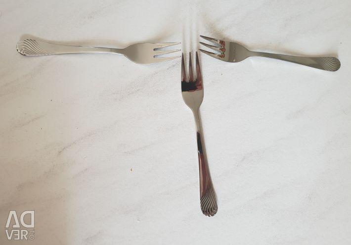 Fork cake