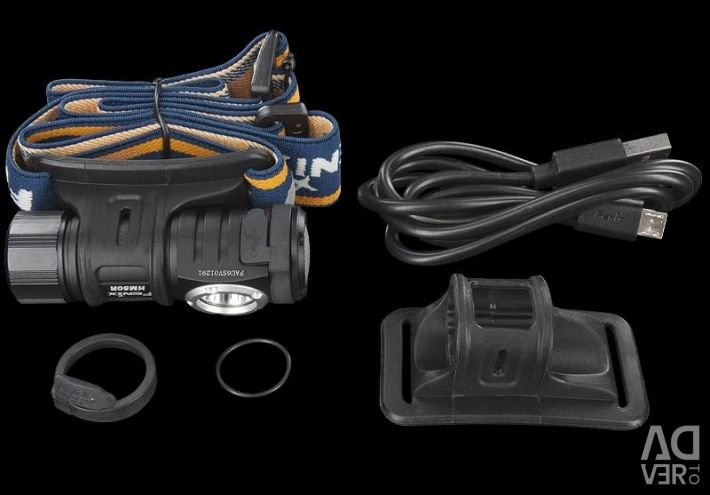 Headlamp Fenix HM50R 500 Lume