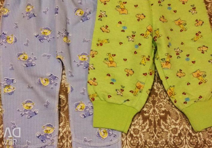 Νέα ρούχα για το αγόρι σε 56 ανάπτυξη