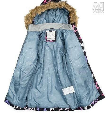 Нове пальто HUPPA 104+