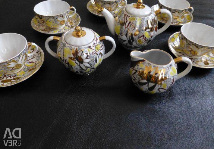 Serviciul de ceai