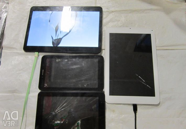 7 inch 10 inch tablets - repair