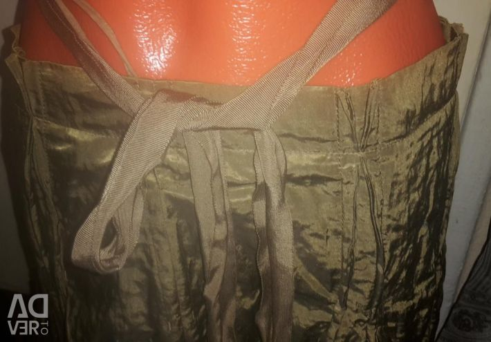 Laurel / Escada skirt gold color