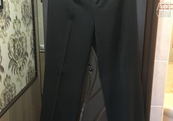 Костюм брюки и пиджак 50-52