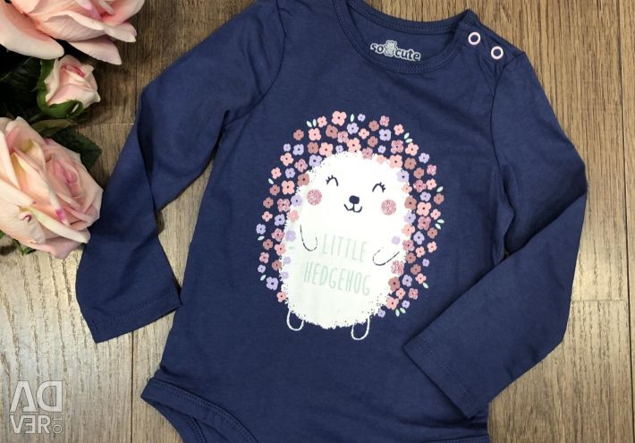 New sweatshirt and body