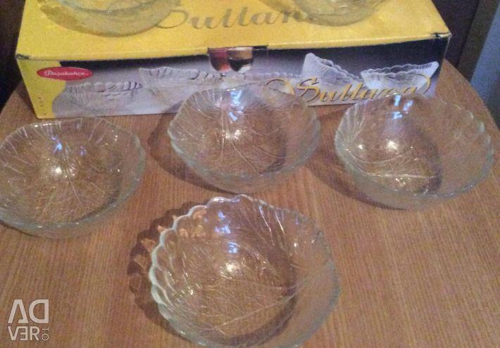 Salad Vases New