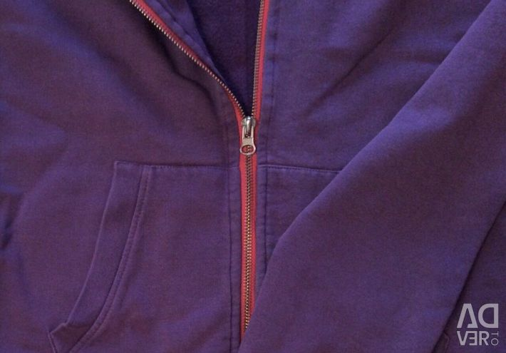 Markalı sweatshirt