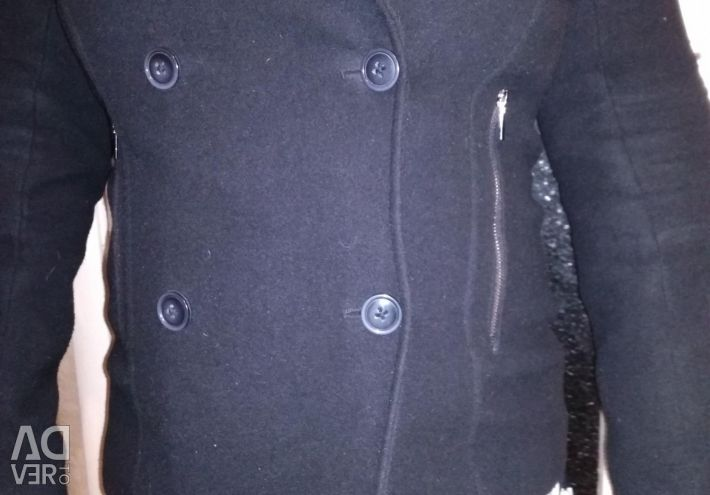 Пальто короткий