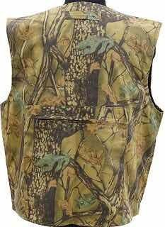 Vest CHF Hunter with seat