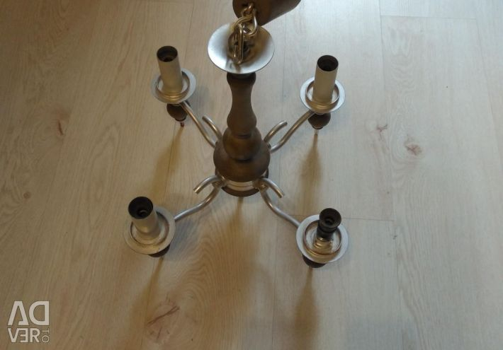 Chandelier, ceiling, used, working