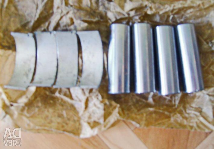 VAZ motorları için piston grubu.