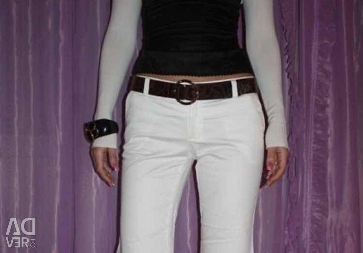 Рукава болеро нові білі Morgan розмір 44 46 М ві