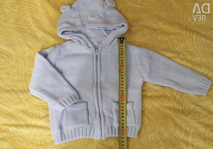 Setați pe băiatul de 80-86 cm