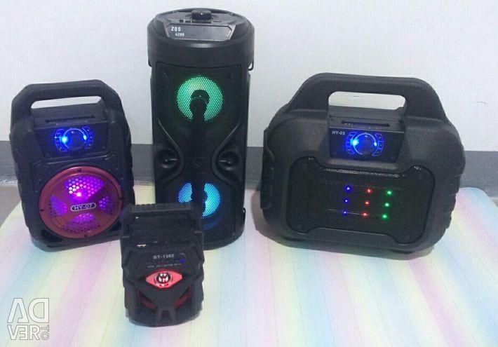 Bluetooth speaker new