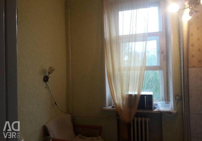 Квартира, 4 кімнати, 92 м²