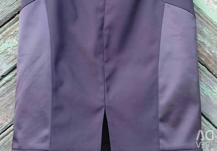 The skirt is female, Belarusian, size 44