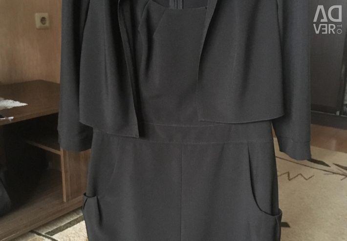 Φόρεμα με μπουλέρο (μπουκέτο)