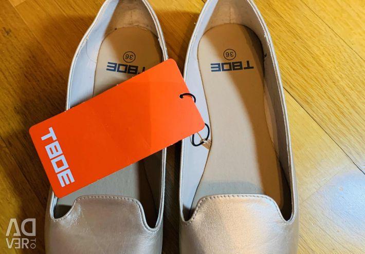 Pantofi de balet noi pentru femei / copii
