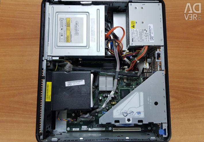 Dell on Intel Core2Duo E8400 X2 3.0GHz, 2Gb, 80Gb
