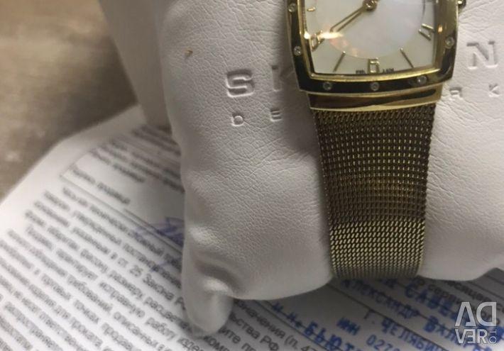 Наручний годинник SKAGEN 396XSGG