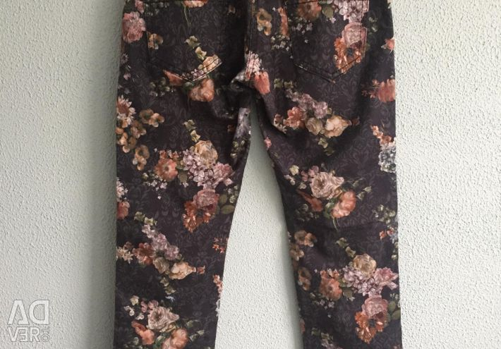 Mandarino trousers for girls 10 years