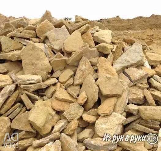 Θρυμματισμένη πέτρα - παράδοση