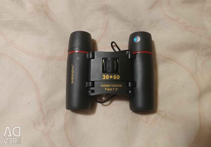 Shengzhu 30x60 binoculars new