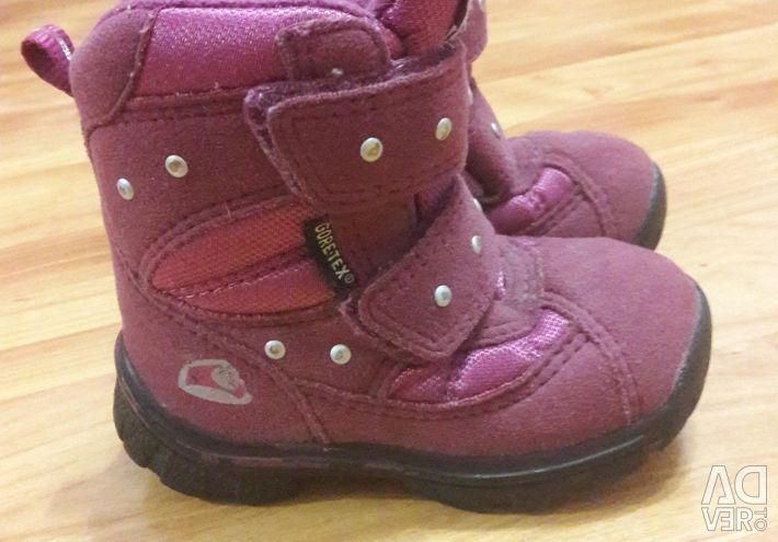 Μπότες χειμώνα 20 μέγεθος