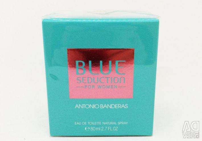 Antonio Banderas μπλε αποπλάνηση για τις γυναίκες