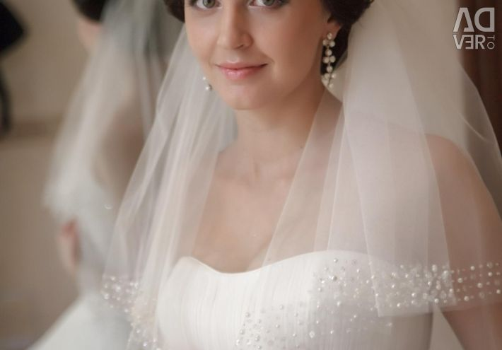 Wedding dress Lorange