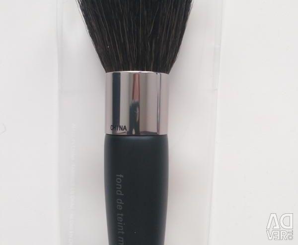 Cosmetic brush for powder