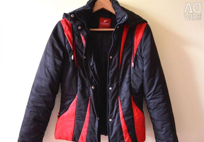 Куртка жіноча тепла, 42-44 розмір