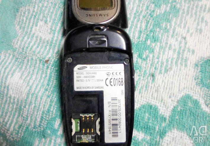 Самсунг SGH-X460
