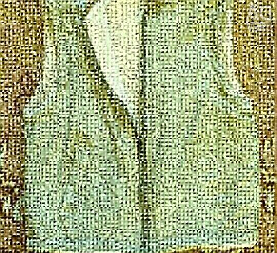 Fur vest for 10-12 years and 3 jackets