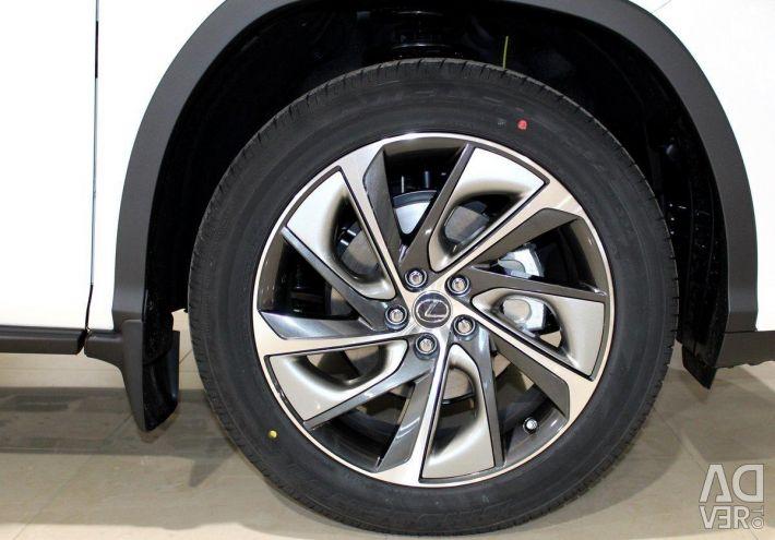 Lexus RX, 2018