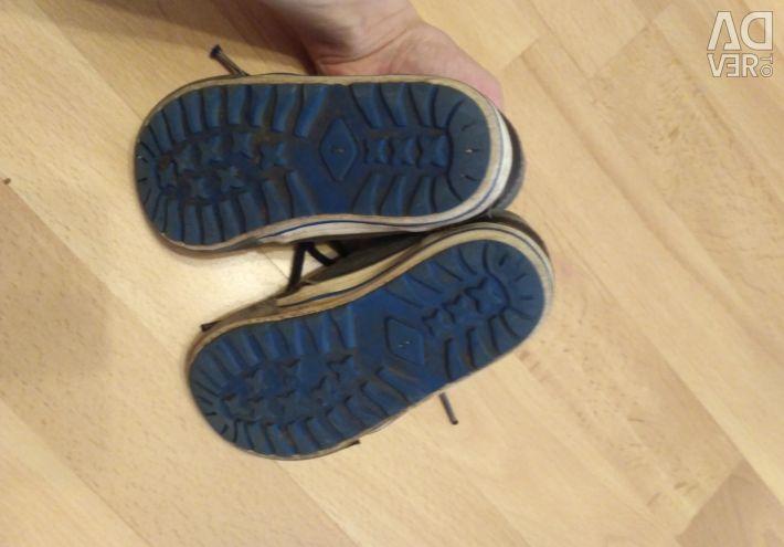 Demi μπότες, μέγεθος 25