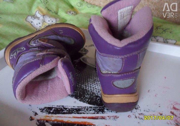 Boots KAPiKA Spring-Autumn p.25