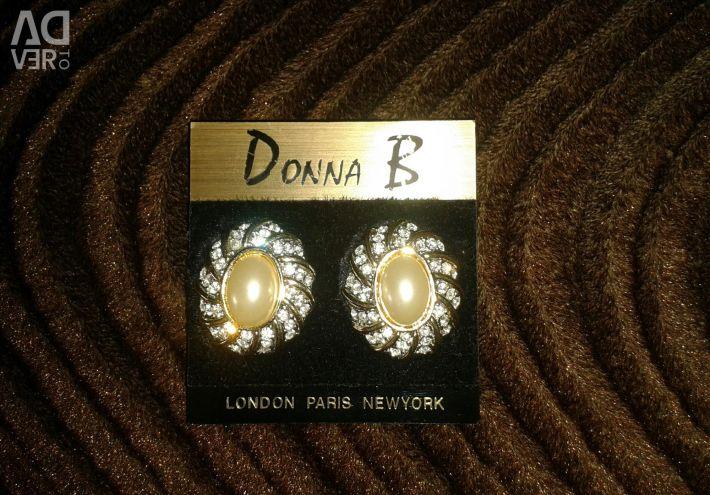 Jewelry clips