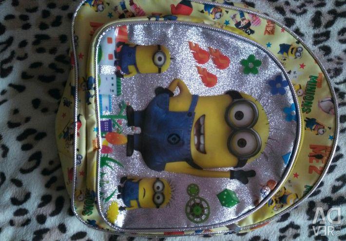 Children's backpack Minion
