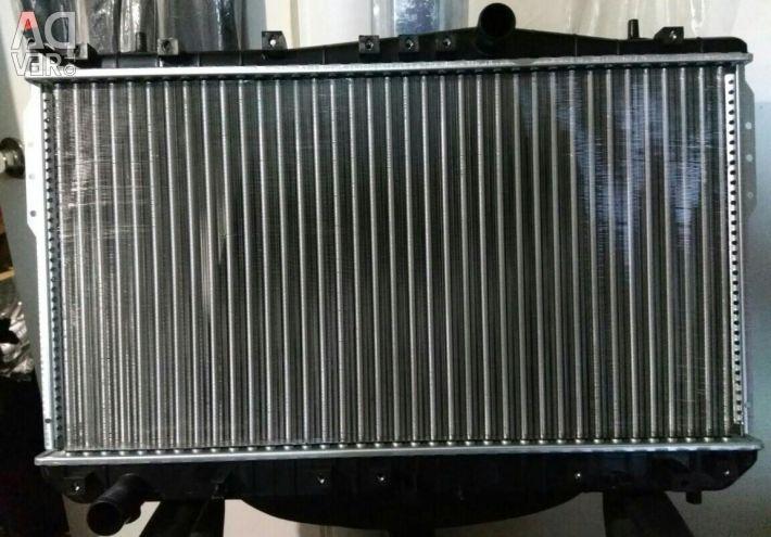 Радиатор на Лачетти