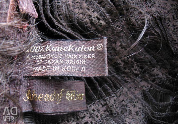 Calitatea perucilor, Kanekolon.