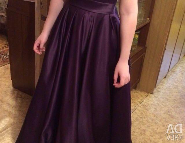 Шикарное платье на выпускной или на торжество