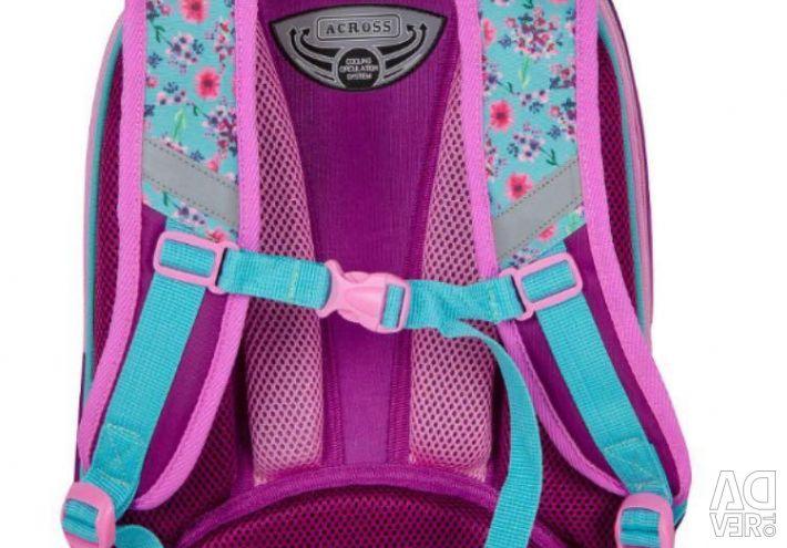 Ранець рюкзак шкільний ACROSS
