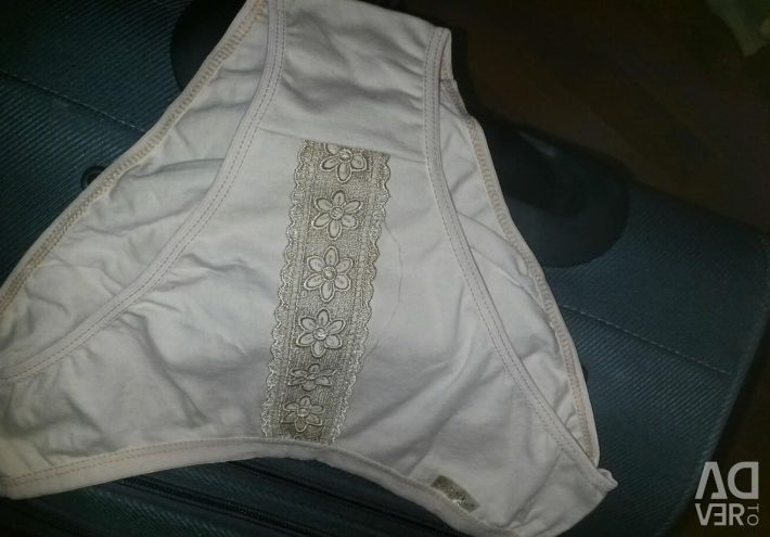 New wives. Underpants