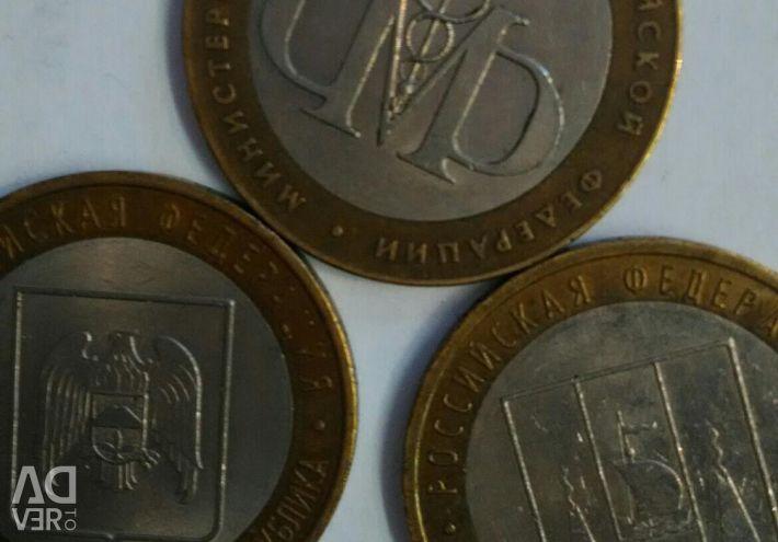 Commemorative coins